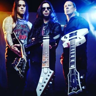 Bill Hudson (Trans-Siberian Orchestra) Gus G. (Ozzy Osbourne) Thomas Youngblood (Kamelot)