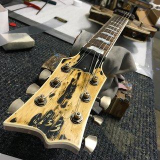 Kamron Bradbury ESP Custom Eclipse