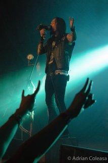 Amorphis Live 2016