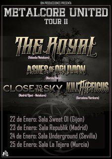 The Royal   Spanish Tour