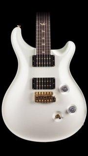 Navarro Prs white metal guitar 2013