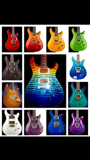 My fav 14 Prs gtrs from 2013 and 2014