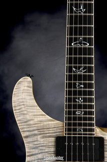 Prs private stock frosbite flame top 2015