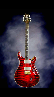 Prs private stock 5066 black cherry glow new never played