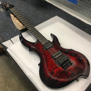 ESP FRX CTM See Thru Black Cherry Sunburst