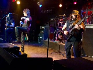 Winters Call live at Count's Vampd