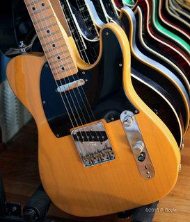 Fender Fsr Telecaster Cu