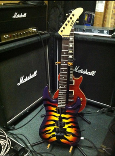 1989 Purple Tiger