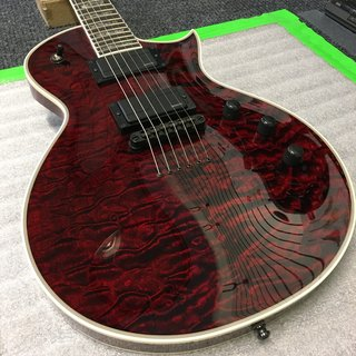 ESP Custom Shop Eclipse See Thru Black Cherry (Monte Pittman)
