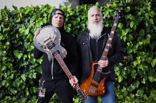 Will Adler & John Campbell (Lamb Of God)