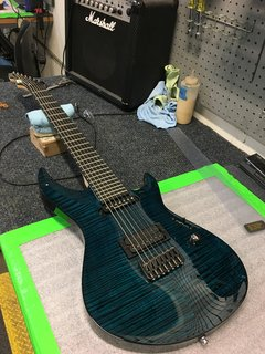 ESP Custom Shop Horizon-III