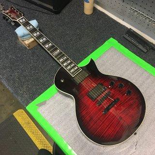 ESP USA Eclipse See Thru Black Cherry