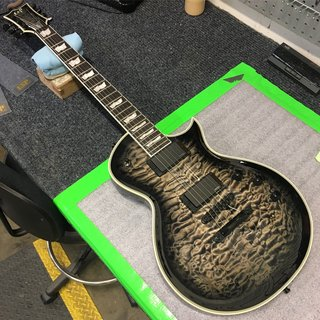 ESP ECLIPSE CTM SEE THRU BLACK SUNBURST