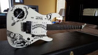 2009 ESP KH-2 Ouija White #22