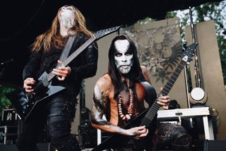 Nergal and Seth - Behemoth