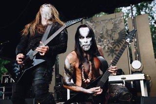 Nergal and Seth - Behemoth