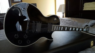 2010 Gibson Custom Les Paul Custom
