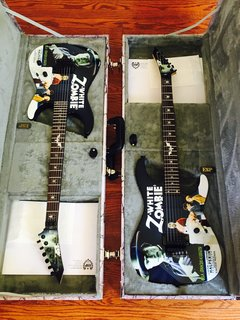 ESP KH-2 White Zombies