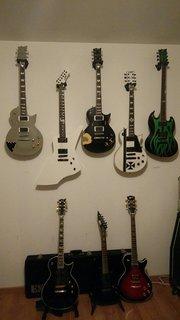 Gil12's guitar - Papa Het