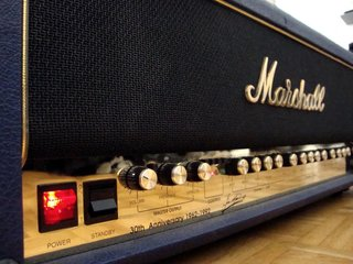 Marshall 30th Anniversary Gold Jubilee