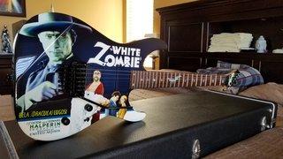 2017 ESP KH White Zombie