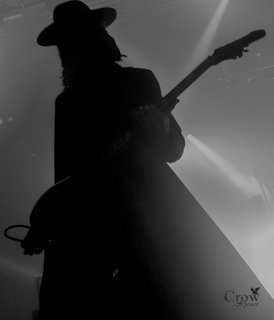 Gav King with Fields of the Nephilim
