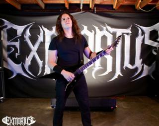 Chase Becker - Warbringer / Exmortus