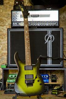 ESP KH-2 SE 'Greenburst' Limited edition 100pcs