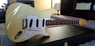 1991 Fender '62 Reissue Stratocaster