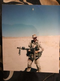 US ARMY Soldier Boy (ME) 1996