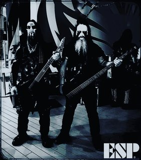 Chaq Mol and Adra Melek - Dark Funeral