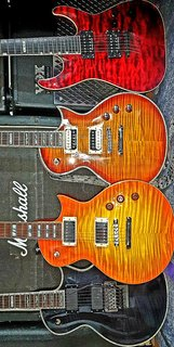 My fave guitars at the moment.