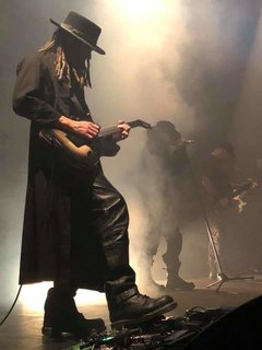 Fields of the Nephilim in Helmond, Netherlands 10/08/19