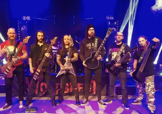 Nachtblut, Ektomorf and Varg on Wolfsfest Tour 2019