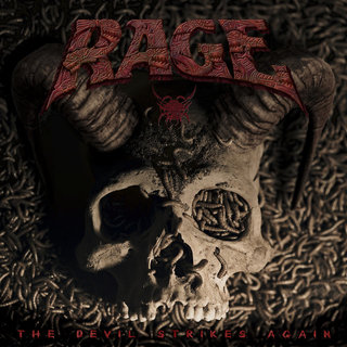 RAGE - to release new album »The Devil Strikes Again« on June 10th 2016!
