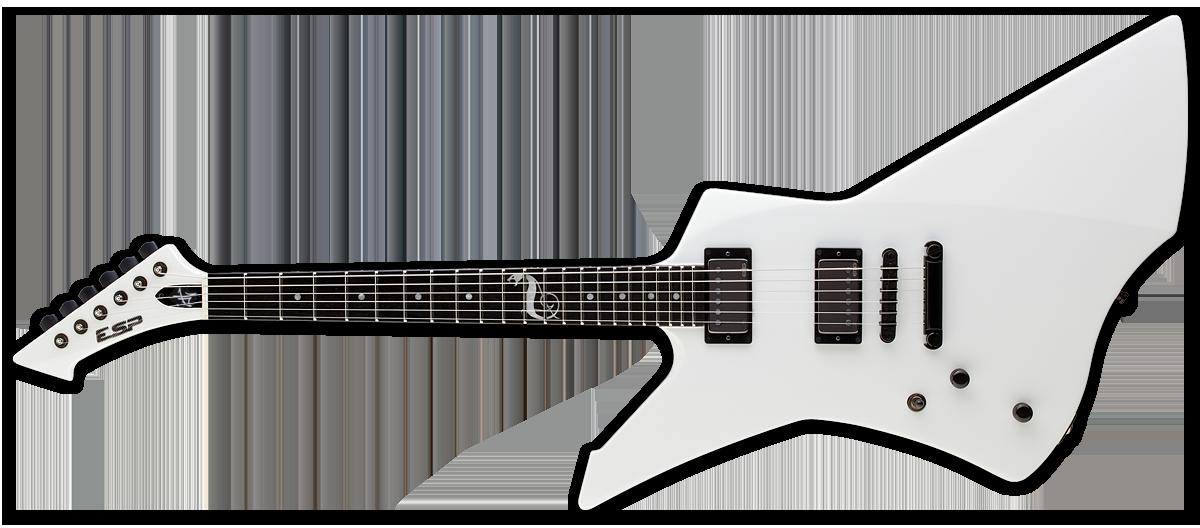 Products - James Hetfield - The ESP Guitar Company