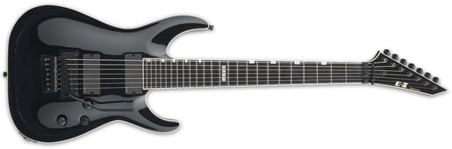 Esp 7 String >> Products 7 8 String Baritone Guitars The Esp Guitar Company