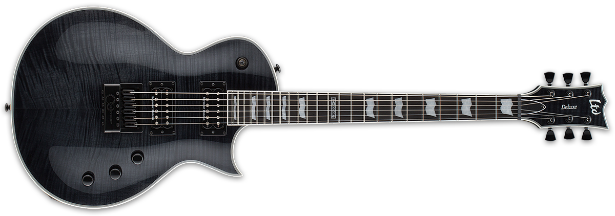 EC 1000 EVERTUNE SEE THRU BLACK