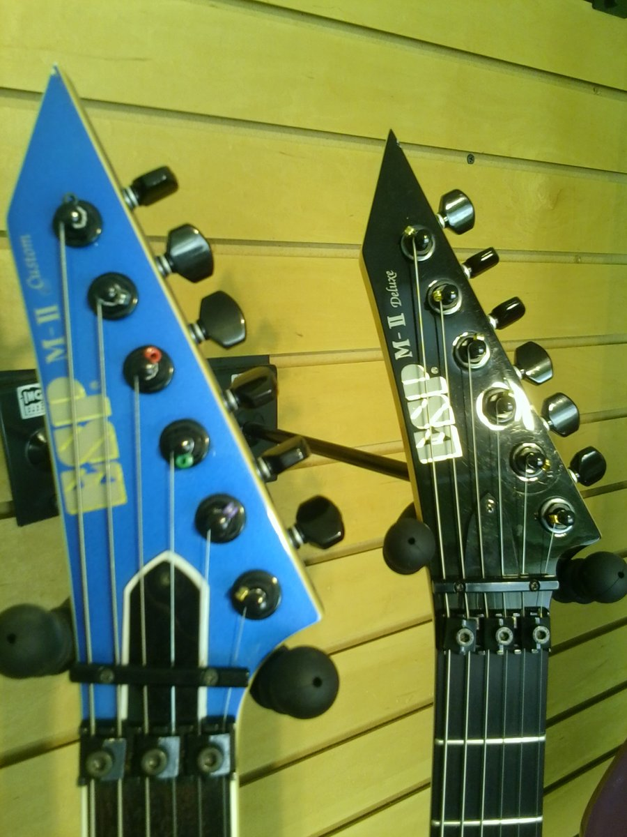 Looking for opinions: locking tuners and ball ends - The ESP Guitar