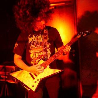 Mōrā - Azüra guitarist