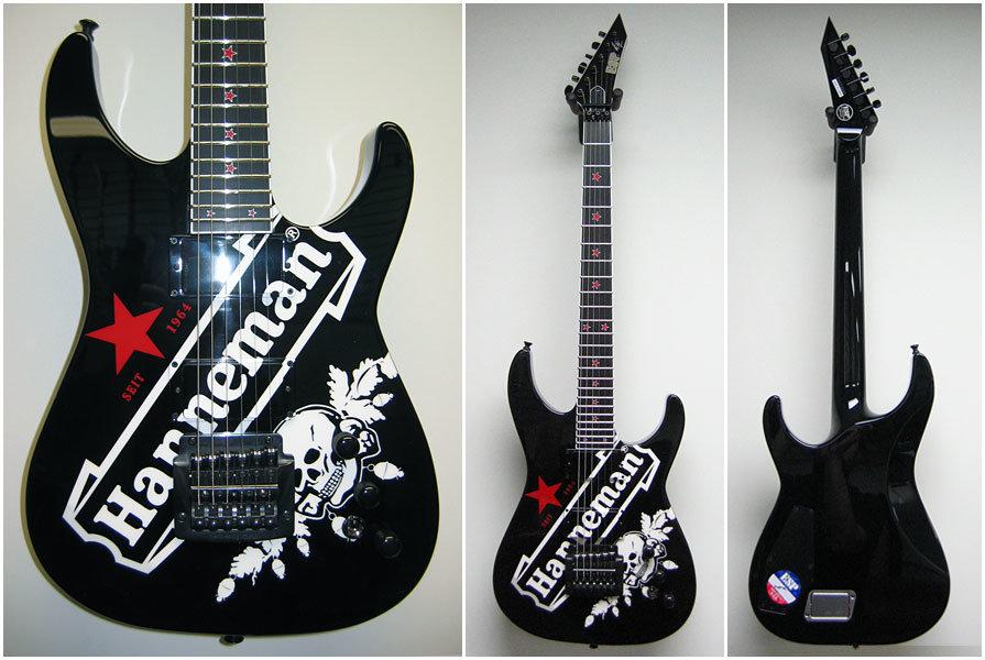 ngd 2006 esp jeff hanneman eagle inlay custom kiso the esp guitar company. Black Bedroom Furniture Sets. Home Design Ideas