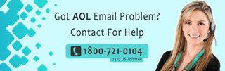 AOL Customer Support 1800-721-0104