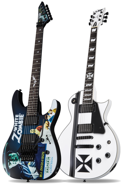 Read This Great Review From Guitar Interactive Magazine On Our Latest LTD Signature Series Model Metallicas Gods Includes Videos