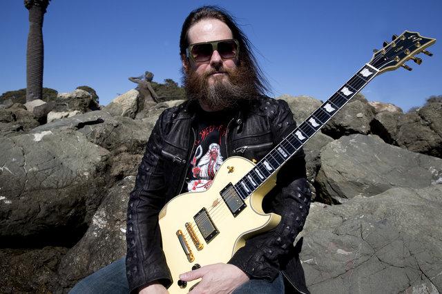 guitarist gary holt exodus slayer joins esp guitars artist family the esp guitar company. Black Bedroom Furniture Sets. Home Design Ideas