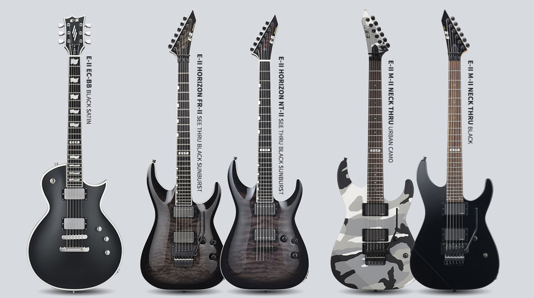 The ESP Guitar Company