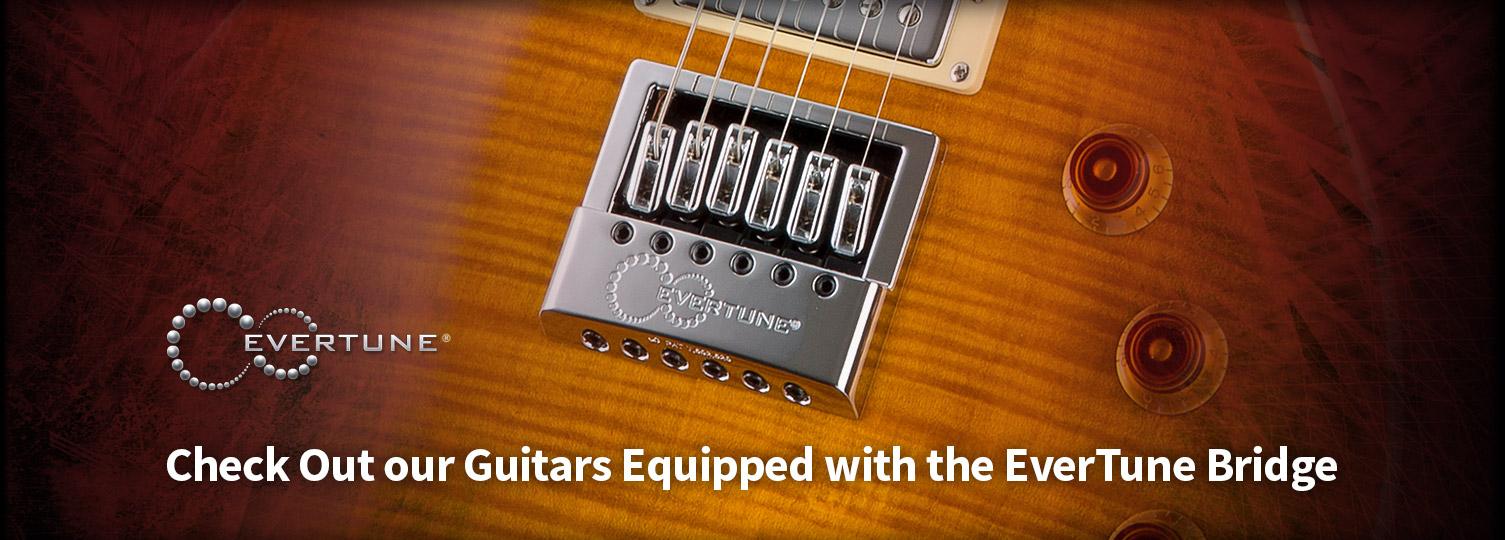 Evertune Models - The ESP Guitar Company