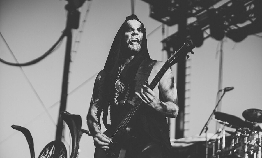Artist Spotlight: Nergal (Behemoth) - The ESP Guitar Company