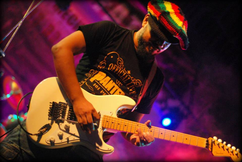 One of the best guitarist of Bangladesh