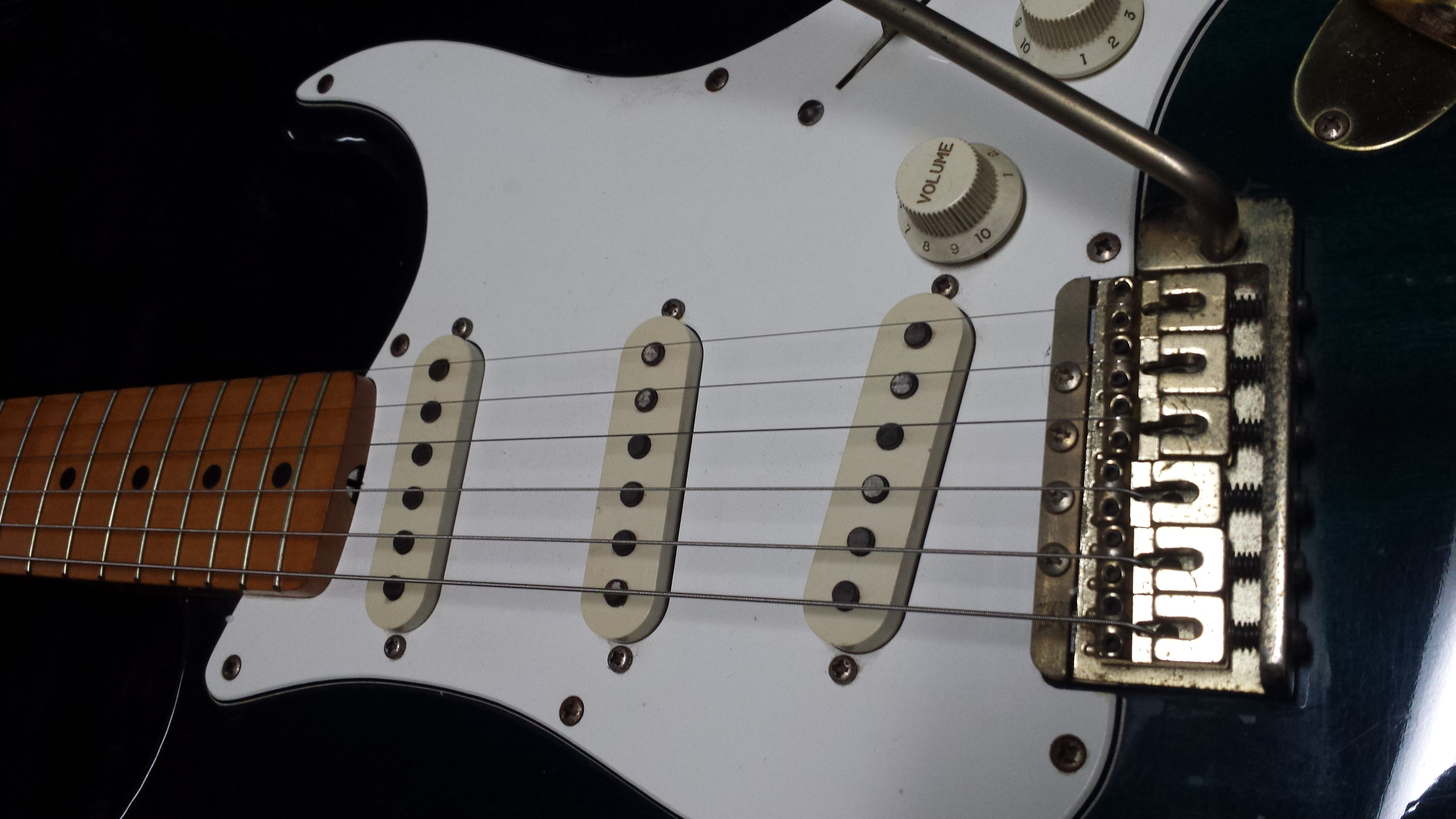 Any Info About This Esp Strat The Guitar Company Copy Wiring Diagram Original1422579108