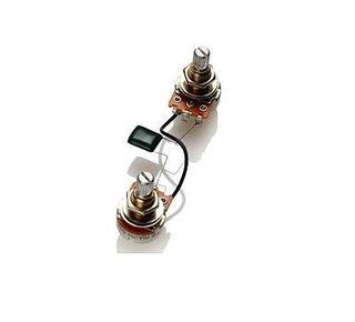 EMG Pots Replacement - The ESP Guitar Company